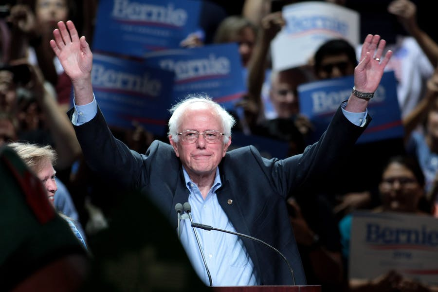 Was the lack of young voter turnout to blame for Bernie Sanders dropping out of the presidential race?