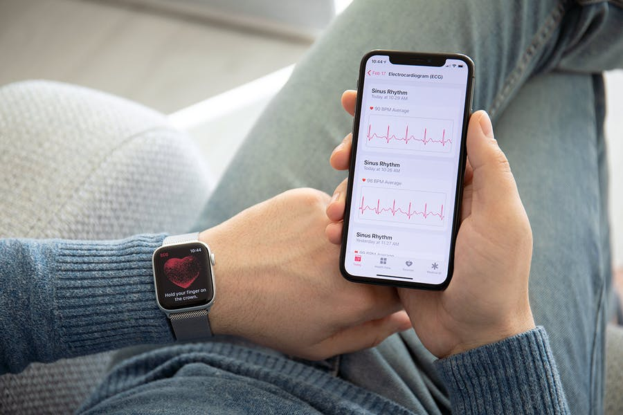 Do smart trackers and health apps actually help people make healthier decisions?