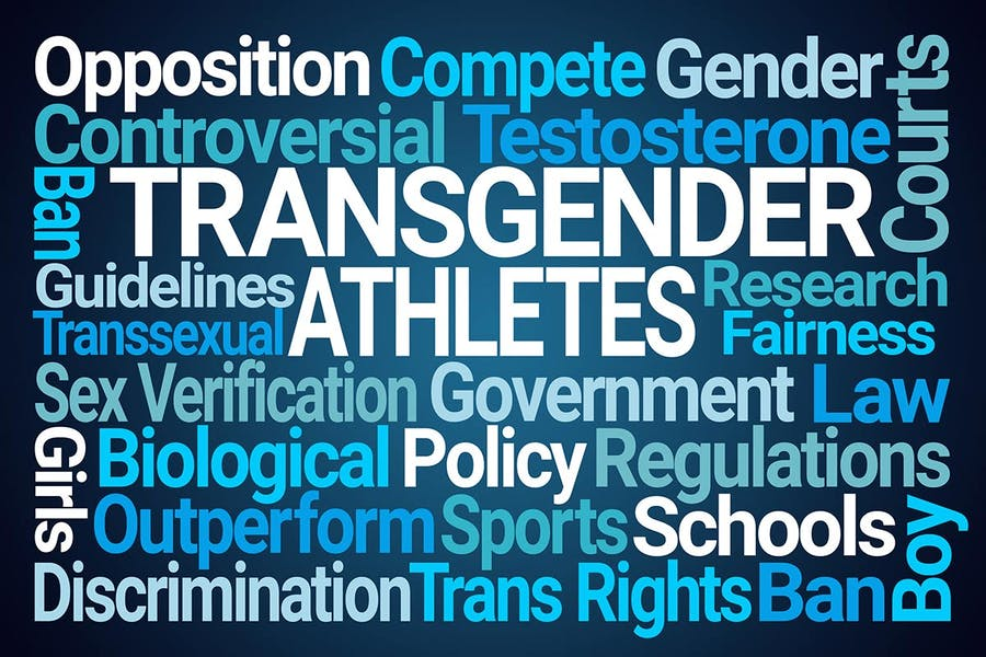 Should transgender female athletes compete in female competition sports?