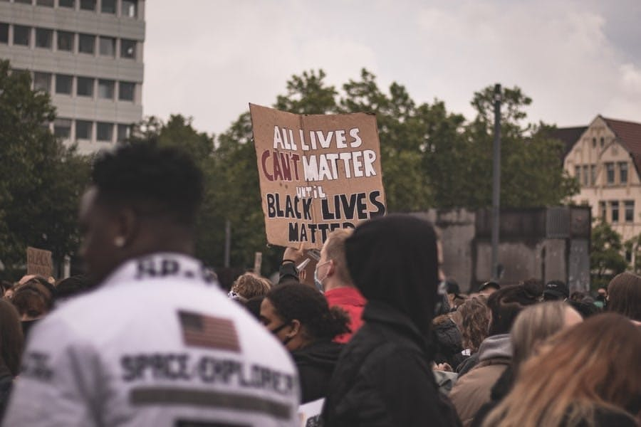 """Is it wrong to say """"all lives matter?"""""""
