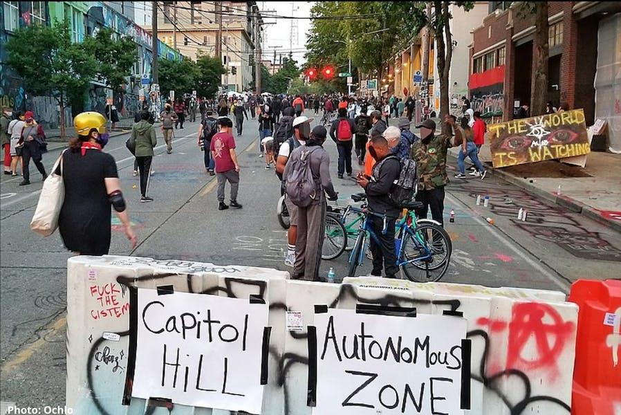 Should Seattle's autonomous zone be allowed?