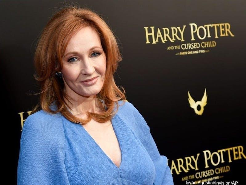Is JK Rowling transphobic?