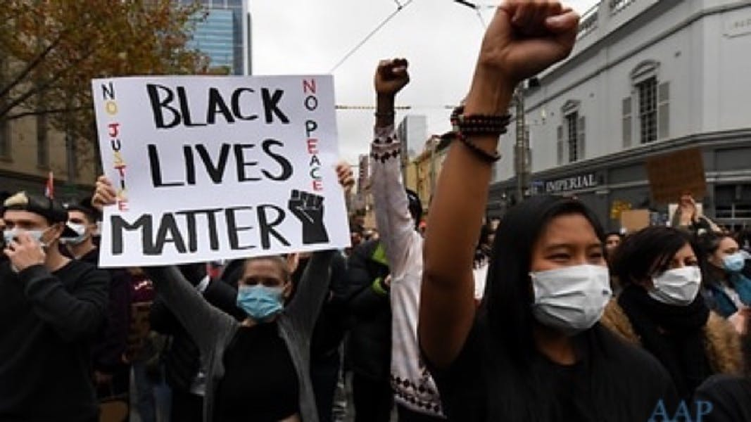 Does the media accelerate the racial divide in America?