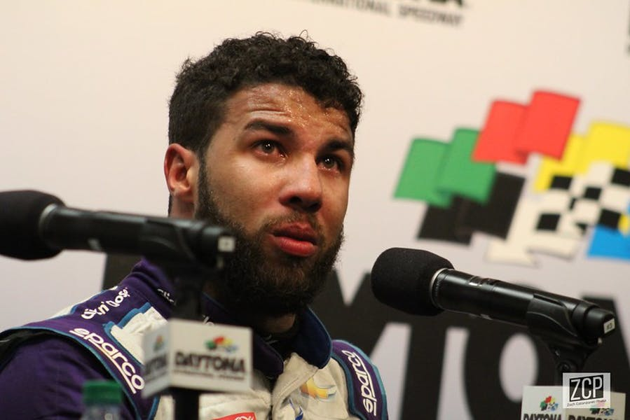 """Did America overreact to the Bubba Wallace garage door pull """"noose""""?"""
