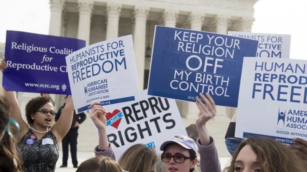 Was SCOTUS right to exempt employers from having to pay insurance that covers contraception?