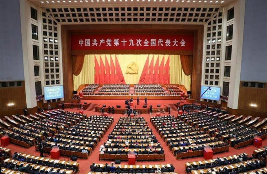 Should Trump be imposing sanctions on China's CCP members?