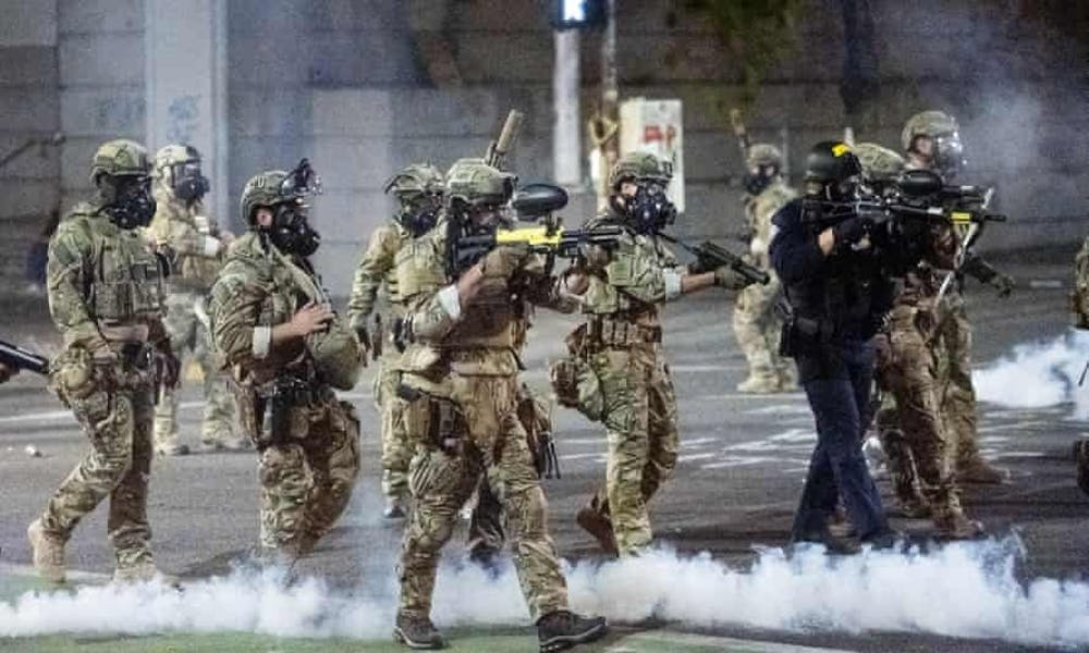 Was Trump right to deploy federal officers to quell Portland protests?