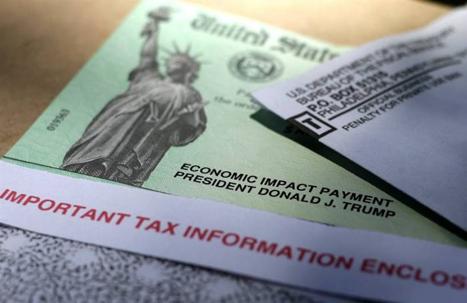 Should Congress pass another round of stimulus checks?