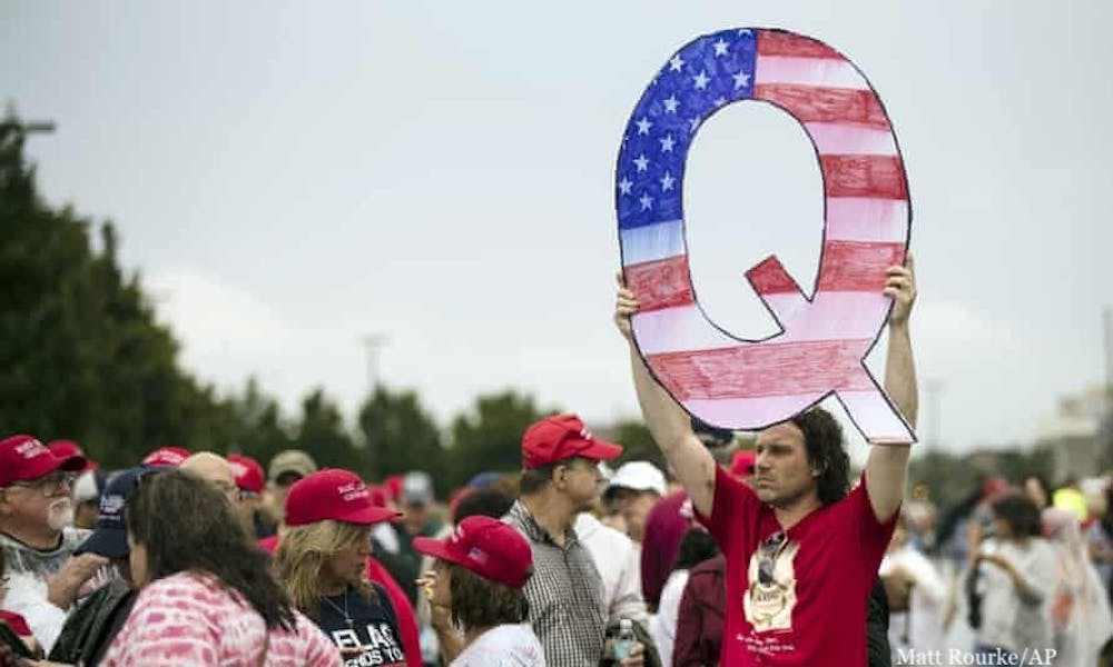 Was Twitter's decision to remove 7,000 QAnon accounts really about public safety?