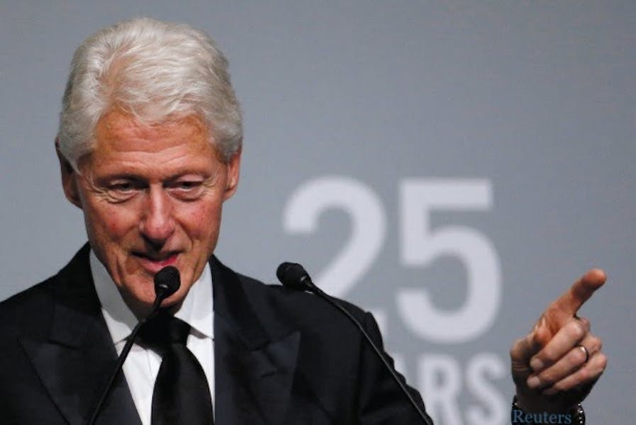 After appearing in court docs in the Maxwell case, should Bill Clinton be investigated for having visited Epstein's island?