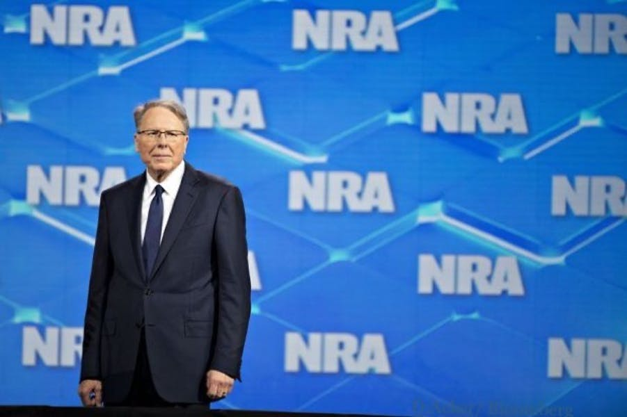 Is NY's lawsuit to dissolve the NRA politically motivated?