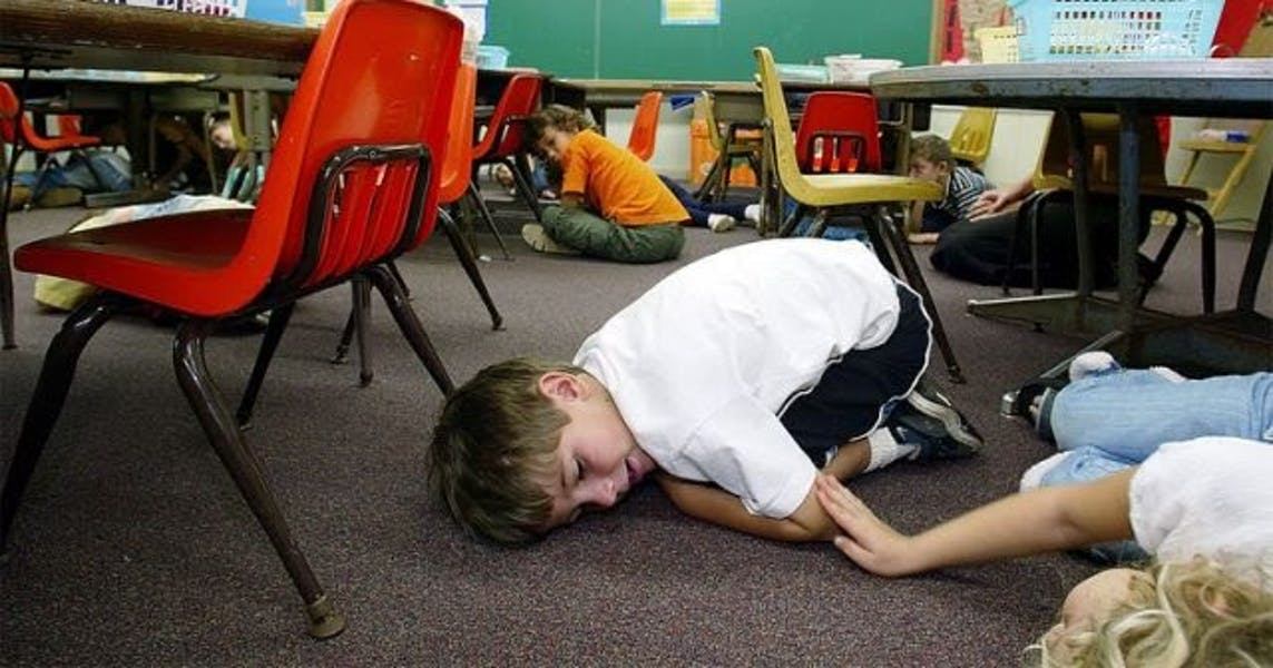 Is AAP right in saying active shooter drills are traumatizing children?