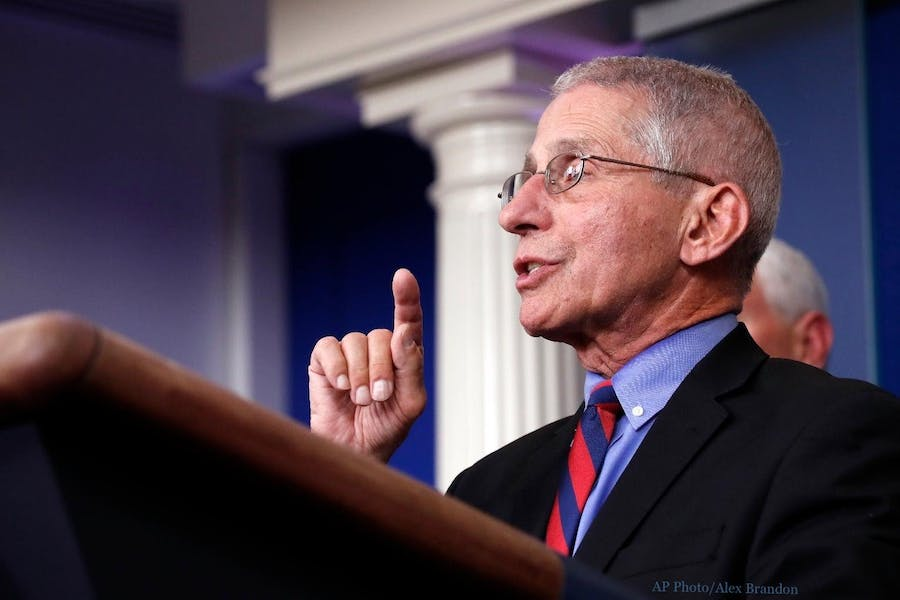 Is Fauci right to recommend college students not return home during COVID outbreaks?