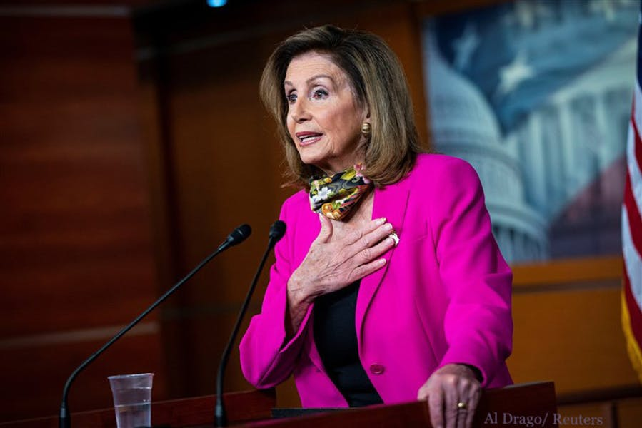 Is Pelosi right to threaten impeachment to block the Supreme Court nominee?
