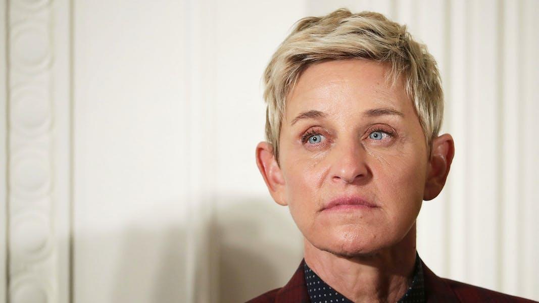 Should The Ellen DeGeneres Show be canceled?