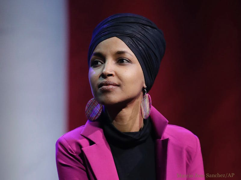 """Are Trump's remarks that Rep. Ilhan Omar """"hates our country"""" racist?"""