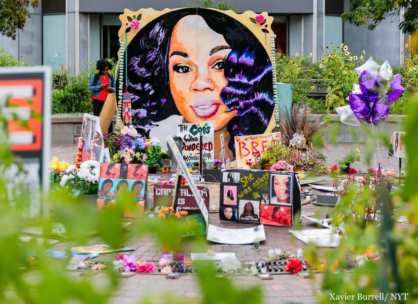 Was the grand jury decision on Breonna Taylor's case fair?