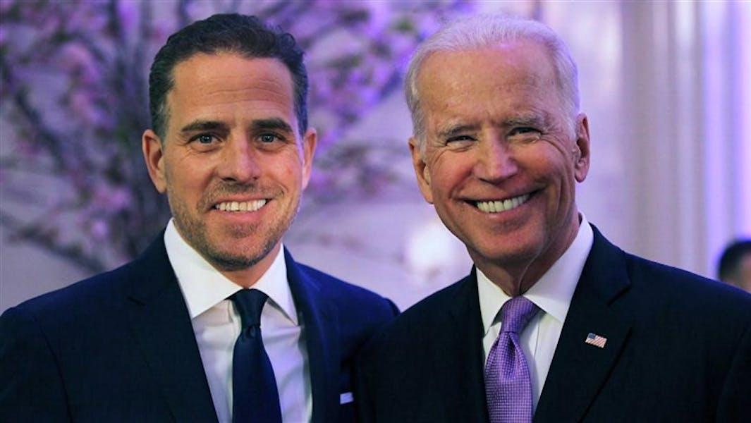 Is the Senate report on Hunter Biden damaging Joe Biden's campaign?