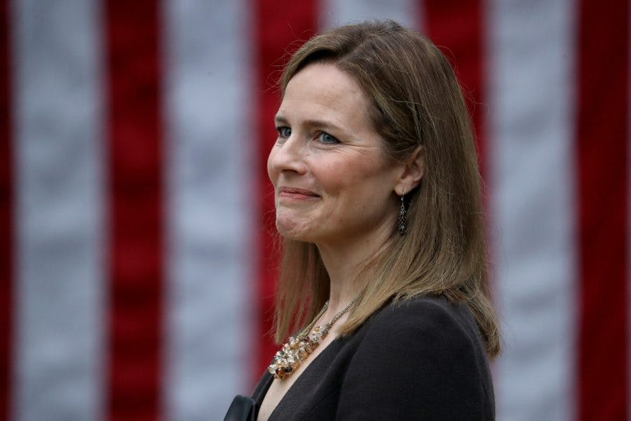 Is Amy Coney Barrett the right choice to fill the SCOTUS seat?