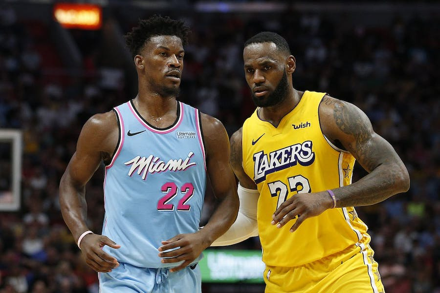 Who's likely to win the series between the LA Lakers and Miami Heat?