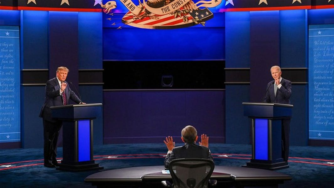 Biden or Trump: Who performed better in the first 2020 presidential debate?