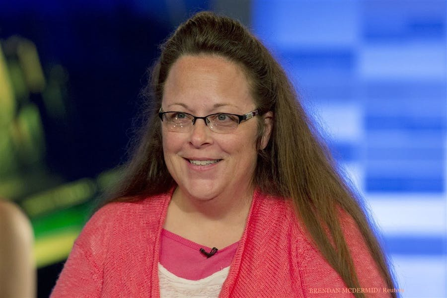 Was SCOTUS right not to hear the case of jailed clerk refusing same-sex marriages?