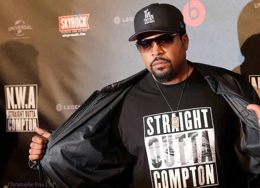 Is Ice Cube hypocritical to work with Trump for Black progress?