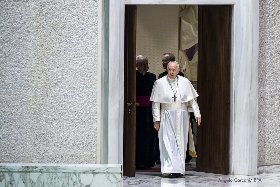 Is Pope Francis' endorsement of same-sex civil unions politically motivated?