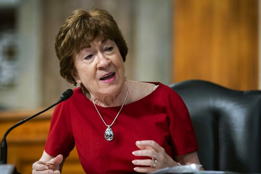 Is Sen. Collins right to believe there isn't systemic racism in Maine?