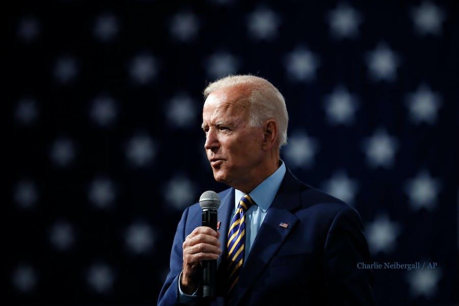 Is Joe Biden racist?