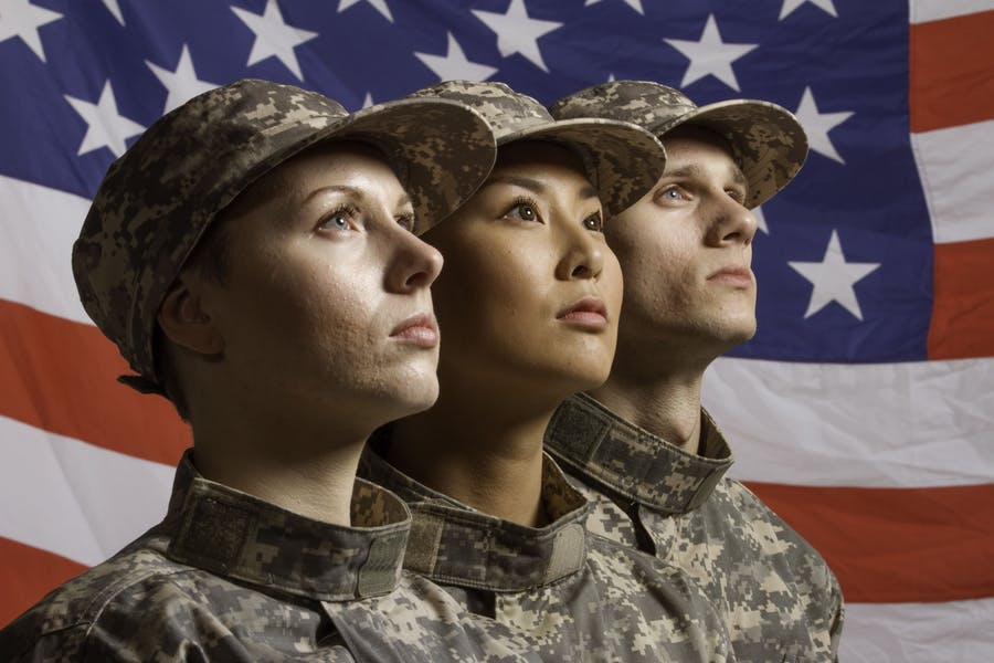 Should women be drafted for selective service?