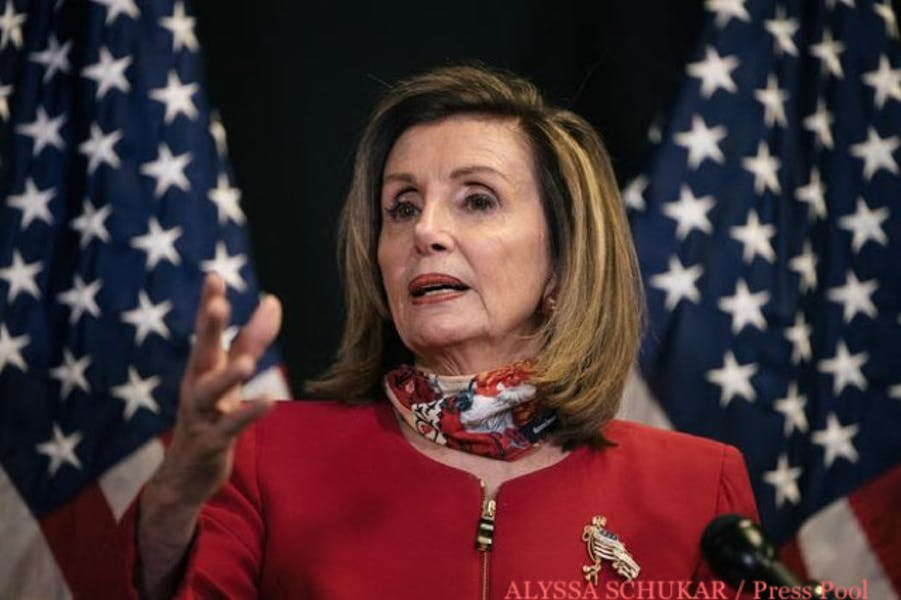 Should Nancy Pelosi be re-elected as Speaker of the House?