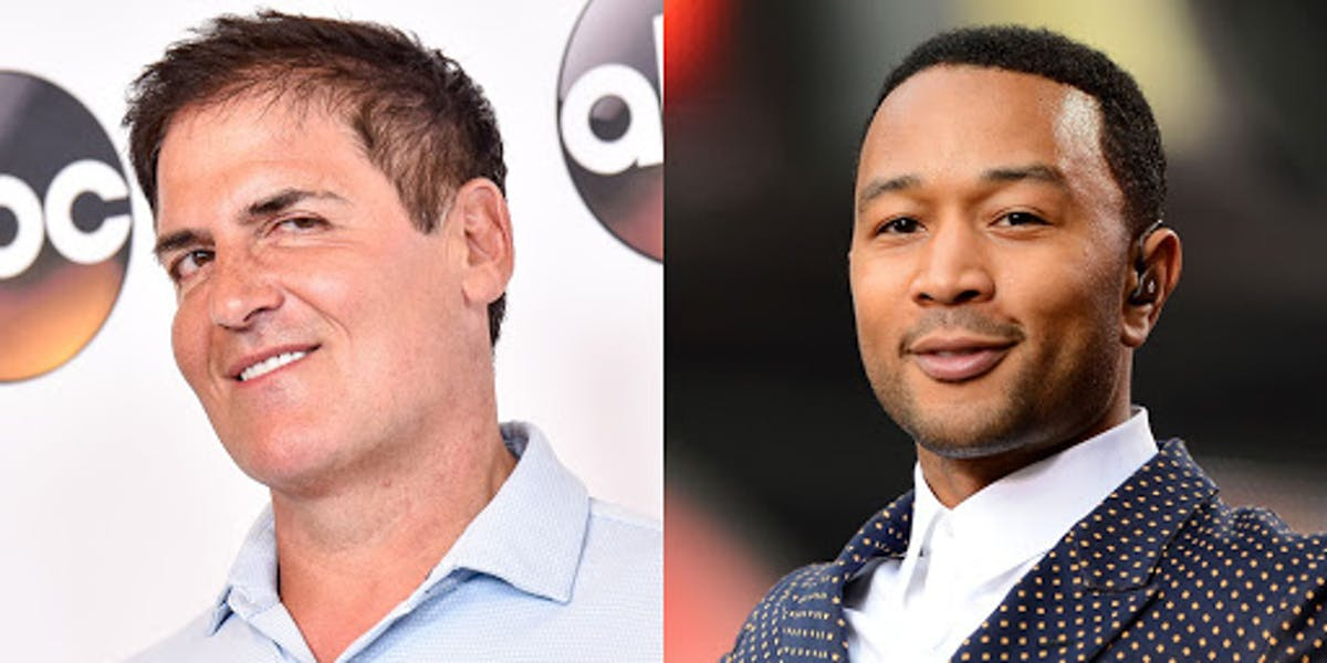 Is John Legend right calling out Mark Cuban over donation choice in GA?