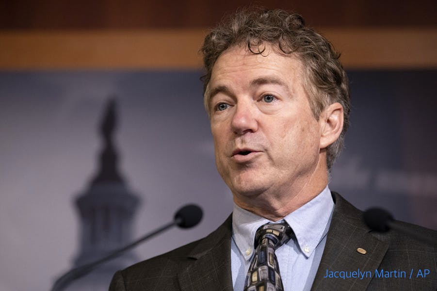 Is Rand Paul right saying lockdowns aren't based on any kind of science?