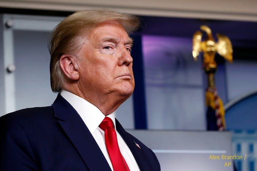 Could Trump legitimately secure a second term?