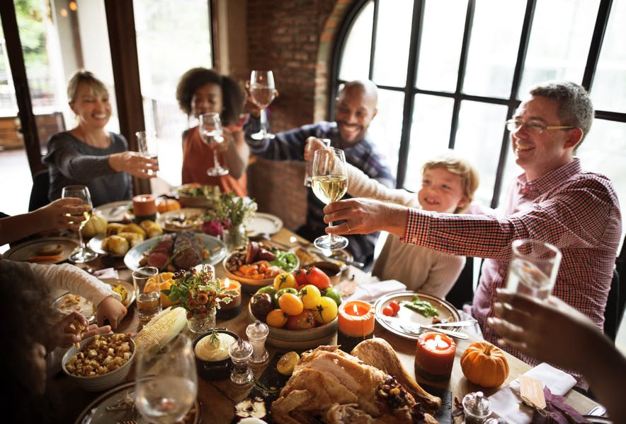 Should Thanksgiving be celebrated?