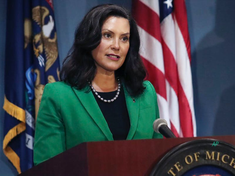 Is MI county board right to support impeaching Gov. Whitmer?