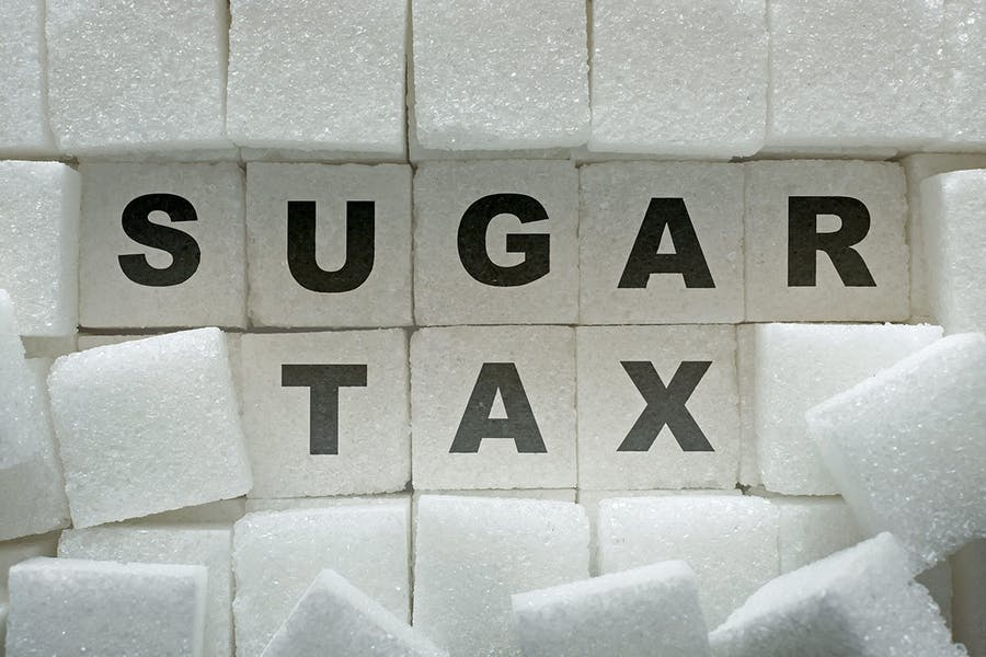 Should there be a sugar tax?