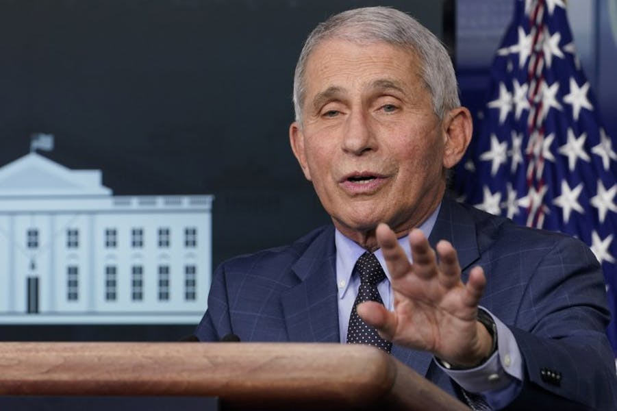 Is Fauci right pandemic won't end unless 'overwhelming majority' vaccinated?