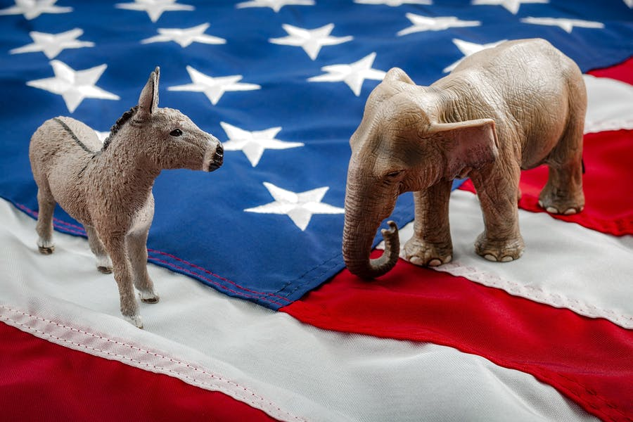 Should American politics stop upholding the two-party system?