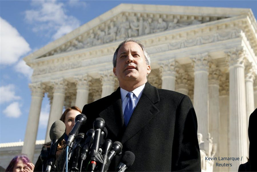 Is Texas right to sue four states over election rule changes?