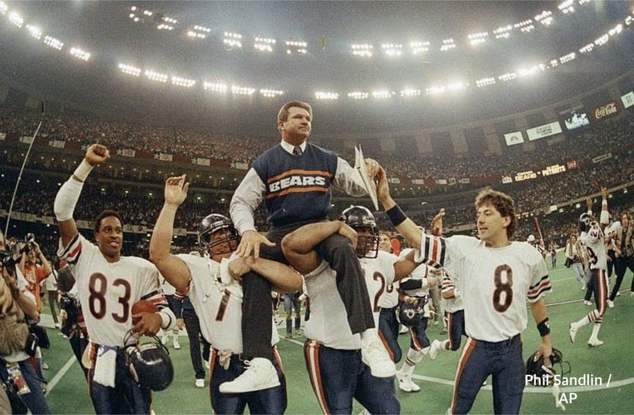 Could the '85 Bears beat the worst NFL team today?