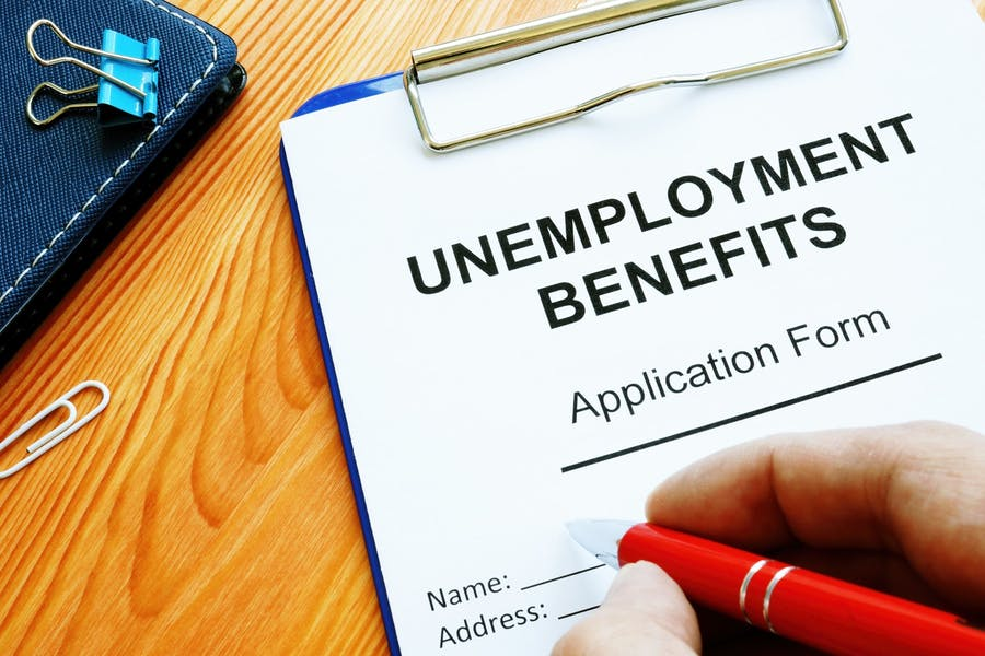 Should unemployment benefits be higher than the person's normal income?