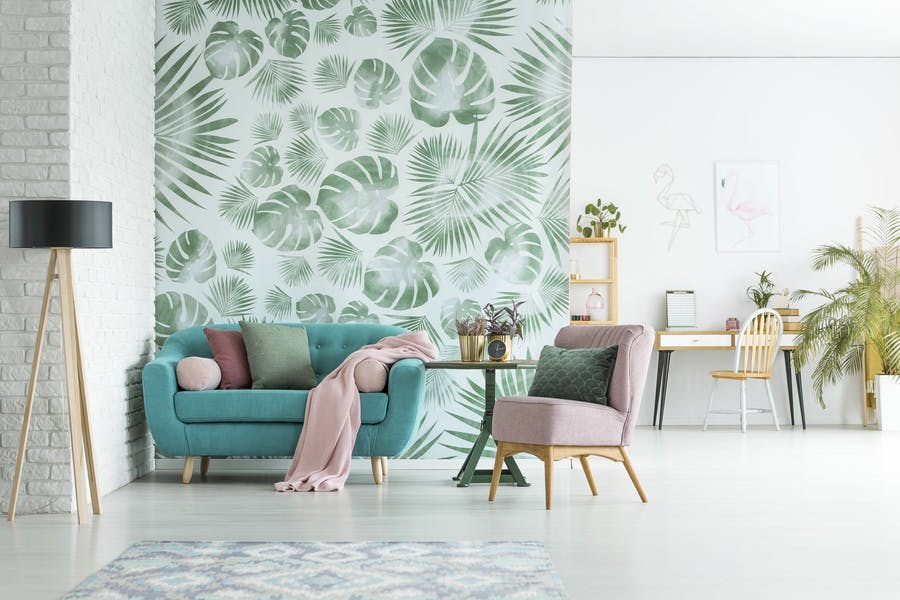 Is decorating your home with paint better than wallpaper?