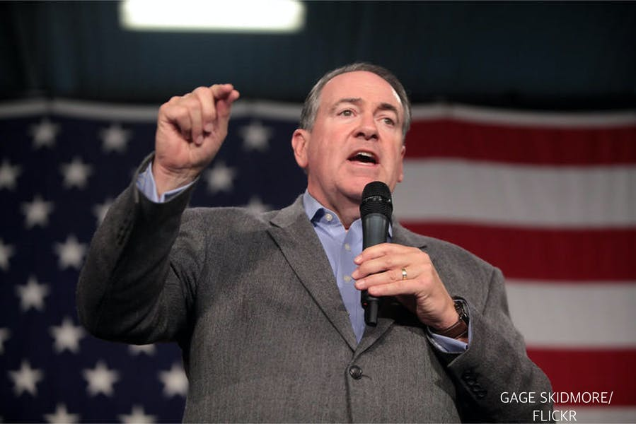 Is Gov. Huckabee right to demand top-to-bottom audit of elections?