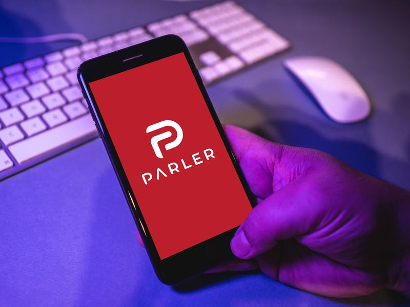 Should Parler have been removed from Google, Apple and Amazon?