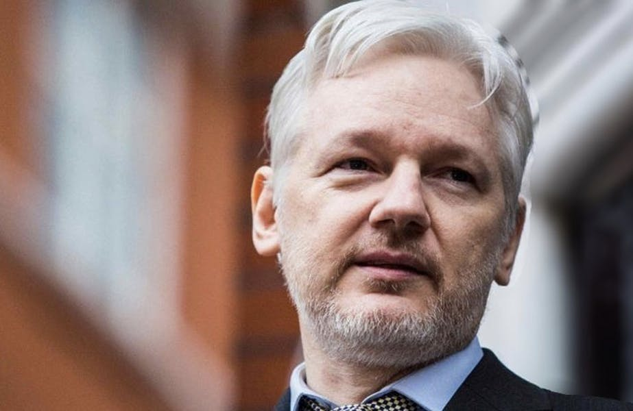 Should Julian Assange be pardoned?