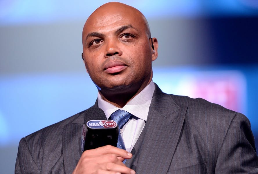 Is Charles Barkley right athletes should get COVID vaccine first?