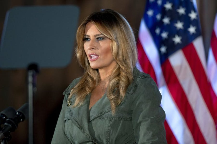 Are polls right Melania Trump is 'worst' First Lady?