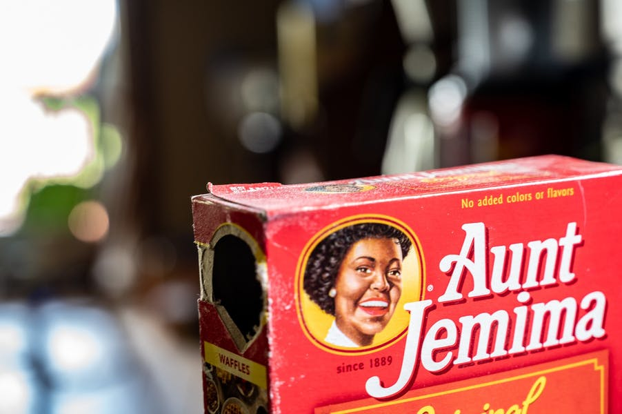 Is Aunt Jemima right to rebrand?